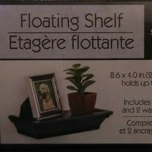 Wall Art - NEW IN BOX FLOATING SHELVES X2